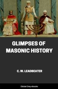 Glimpses of Masonic History