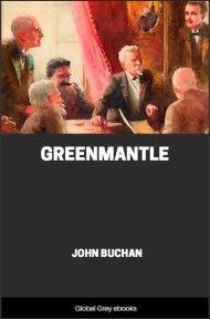 cover page for the Global Grey edition of Greenmantle by John Buchan