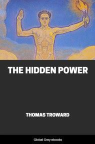 The Hidden Power By Thomas Troward