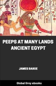 Peeps At Many Lands: Ancient Egypt