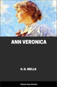 Cover for the Global Grey edition of Ann Veronica by H. G. Wells