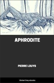 cover page for the Global Grey edition of Aphrodite by Pierre Louys