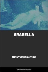 cover page for the Global Grey edition of Arabella by Anonymous