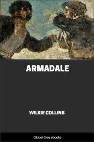cover page for the Global Grey edition of Armadale by Wilkie Collins