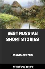 Best Russian Short Stories By Various Authors