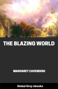 cover page for the Global Grey edition of The Blazing World by Margaret Cavendish