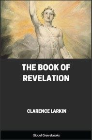 cover page for the Global Grey edition of The Book of Revelation by Clarence Larkin