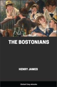 The Bostonians By Henry James