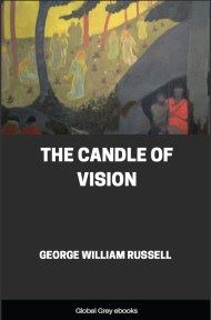cover page for the Global Grey edition of The Candle of Vision by George William Russell