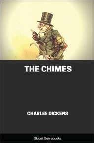 cover page for the Global Grey edition of The Chimes by Charles Dickens