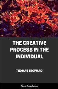 cover page for the Global Grey edition of The Creative Process in the Individual by Thomas Troward