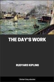 cover page for the Global Grey edition of The Day's Work by Rudyard Kipling