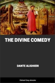 cover page for the Global Grey edition of The Divine Comedy by Dante Alighieri