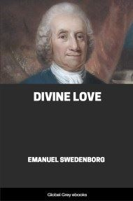 cover page for the Global Grey edition of Divine Love by Emanuel Swedenborg