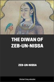 The Diwan of Zeb-un-Nissa