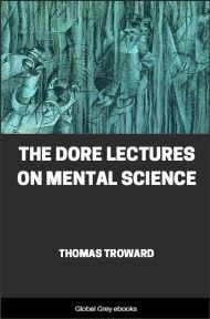 The Dore Lectures on Mental Science By Thomas Troward