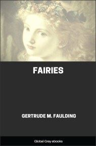 Fairies By Gertrude M. Faulding