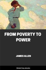 cover page for the Global Grey edition of From Poverty to Power by James Allen