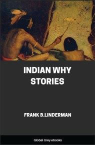 cover page for the Global Grey edition of Indian Why Stories by Frank B.Linderman