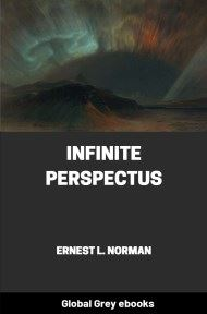 cover page for the Global Grey edition of Infinite Perspectus by Ernest L. Norman