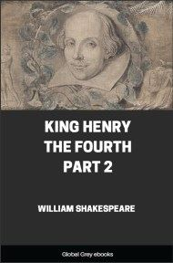King Henry the Fourth, Part 2