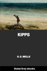 Cover for the Global Grey edition of Kipps by H. G. Wells
