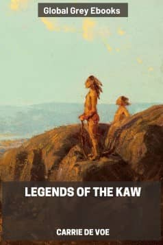 Legends of The Kaw, by Carrie de Voe - click to see full size image