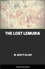 cover page for the Global Grey edition of The Lost Lemuria by William Scott-Elliot
