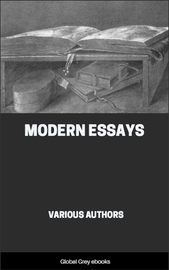 Essay on modernism
