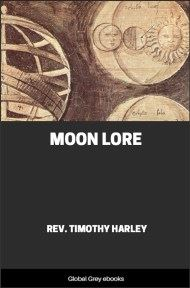 Moon Lore By Timothy Harley