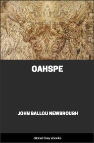 cover page for the Global Grey edition of Oahspe by John Ballou Newbrough