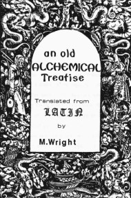 An Old Alchemical Treatise By Unknown