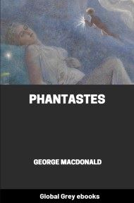 cover page for the Global Grey edition of Phantastes by George MacDonald