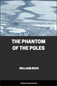 cover page for the Global Grey edition of The Phantom of the Poles by William Reed
