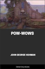 Pow-Wows By John George Hohman