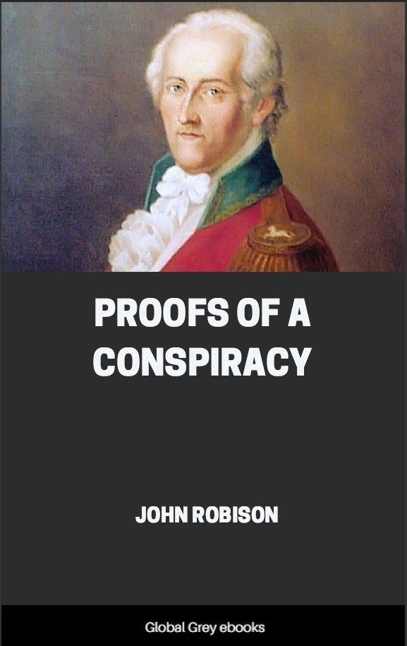 epub proofs of a conspiracy