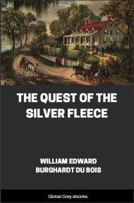 cover page for the Global Grey edition of The Quest of the Silver Fleece by William Edward Burghardt Du Bois