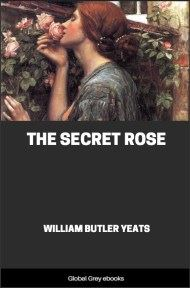 cover page for the Global Grey edition of The Secret Rose by William Butler Yeats