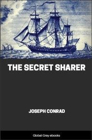 cover page for the Global Grey edition of The Secret Sharer by Joseph Conrad