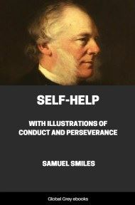 cover page for the Global Grey edition of Self-Help by Samuel Smiles
