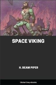 cover page for the Global Grey edition of Space Viking by H. Beam Piper