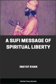 A Sufi Message of Spiritual Liberty