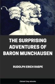 The Surprising Adventures of Baron Munchausen By Rudolph Erich Raspe
