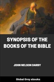 Synopsis of the Books of the Bible By John Nelson Darby