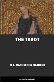 cover page for the Global Grey edition of The Tarot by Samuel Liddell MacGregor Mathers