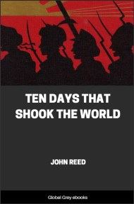 cover page for the Global Grey edition of Ten Days That Shook the World by John Reed
