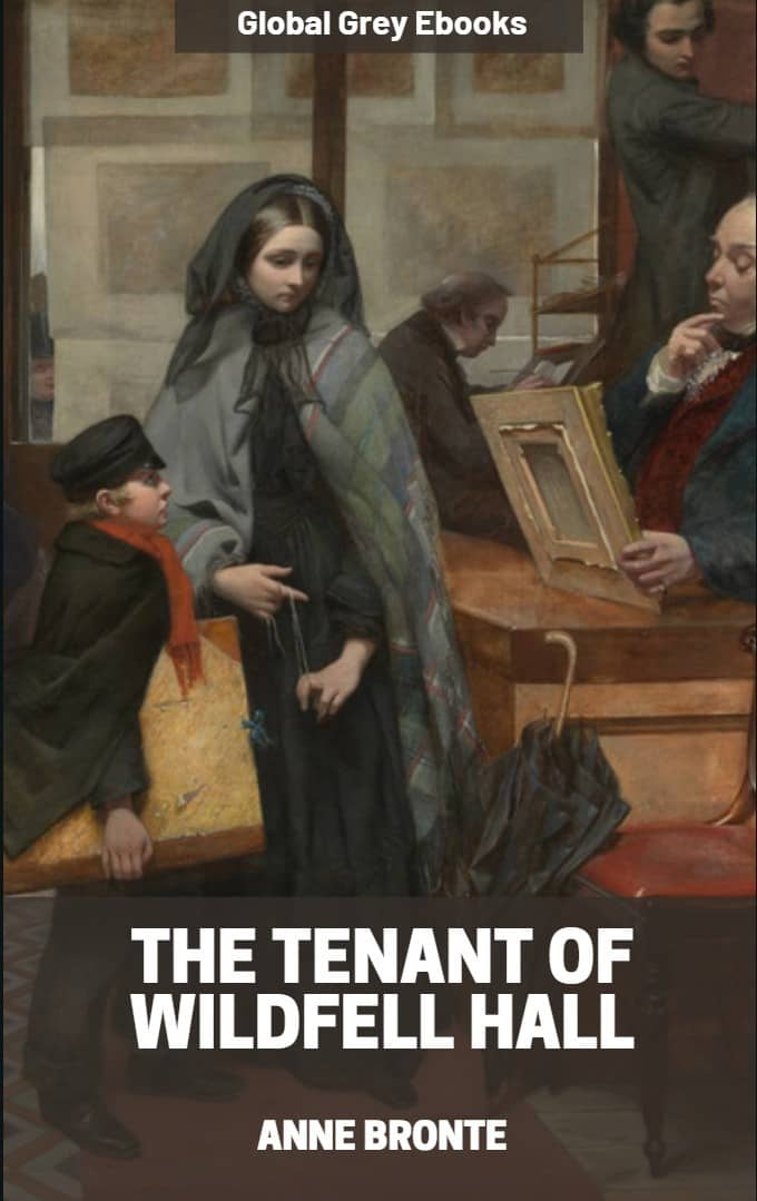 The Tenant Of Wildfell Hall Free Pdf Ebook Global Grey