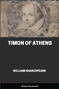 cover page for the Global Grey edition of Timon of Athens by William Shakespeare