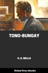 cover page for the Global Grey edition of Tono-Bungay by H. G. Wells