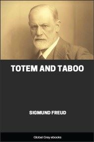 cover page for the Global Grey edition of Totem and Taboo by Sigmund Freud
